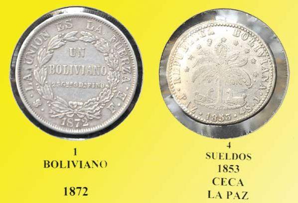Las monedas dieron fama al pa s finanzas y banca en bolivia - Casa de la moneda empleo ...