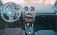 Interior seat cordoba tdi
