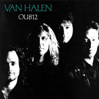 Portada Van Halen-OU812