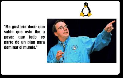 19 frases de Linus Torvalds