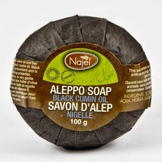 Mydło z Aleppo
