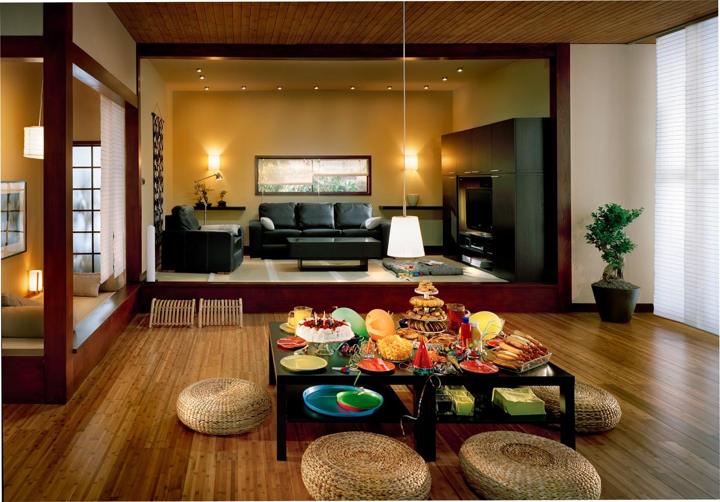 Japanese Interior Design