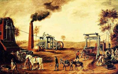 Latar Belakang Munculnya Revolusi Industri Inggris
