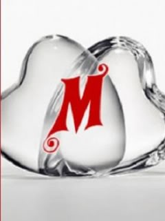 i love m letter wallpaper - photo #33