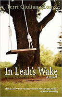 Book cover of In Leah's Wake by Terri Giuliano Long