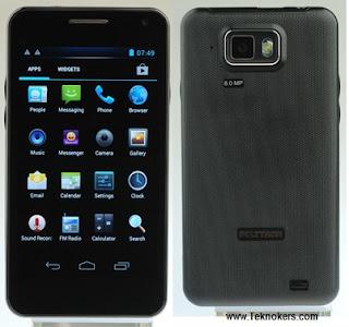 Polytron Wizard Crystal II W3430 Smartphone Android Kelas Menengah Berfitur Menarik