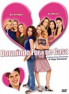 Download Dormindo Fora de Casa Dublado DVDRip XviD