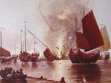 opium war book review