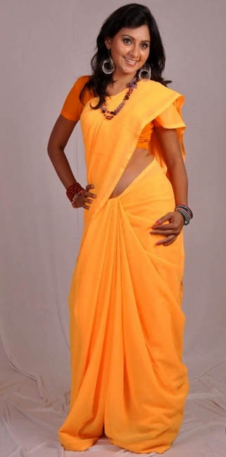 nachite movie heroine angel agarwal saree stills3