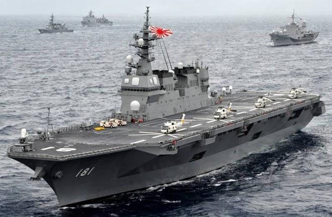 Hải quân 6 nước biểu diễn khả năng cứu người trong thảm họa