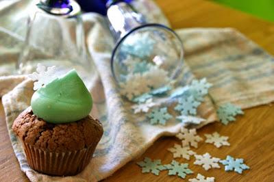 Cupcakes d'oreo i vainilla