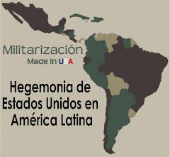 Hegemonía de EUA en América Latina