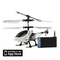 helicoptero teledirigido iphone