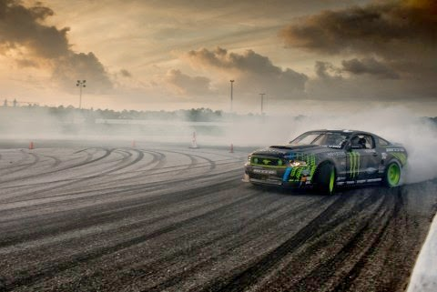 Ford Motor Company Returns to Formula DRIFT for Second Year