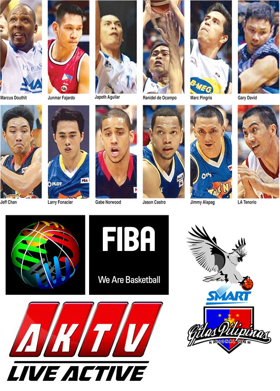 Watch the Online Live Streaming of Gilas Fight tonight @ Kapatid