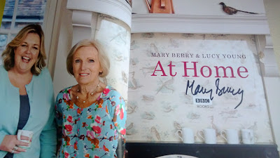 Signed Mary Berry Book