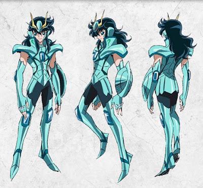 Saint Seiya Omega Ryuho Dragone