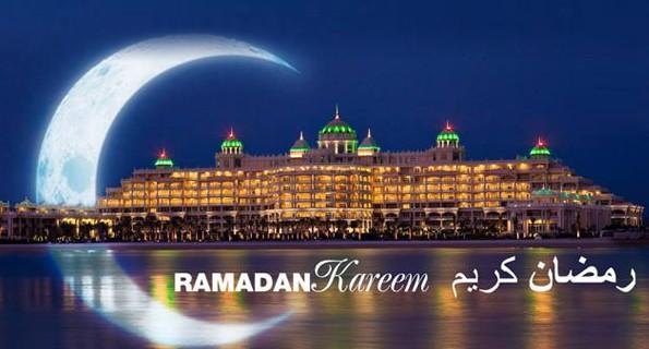 Ramadan In Dubai Wallpaper