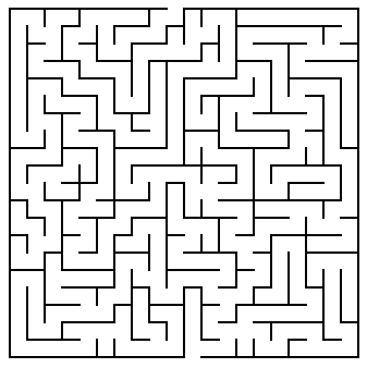 Maze Generator on blogs