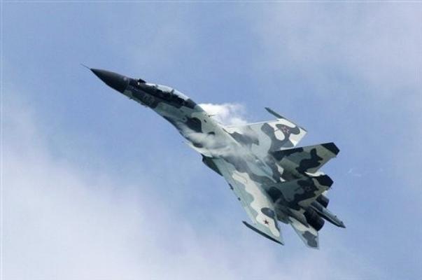 Su-30 Interceptor Fighter Aircraft