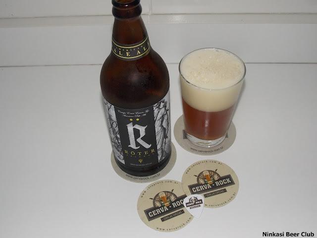 Röter American Pale Ale - Pack de Julho Cervarock