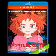 Mary y la flor de la hechicera (2017) BRRip 720p Audio Dual Latino-Japones