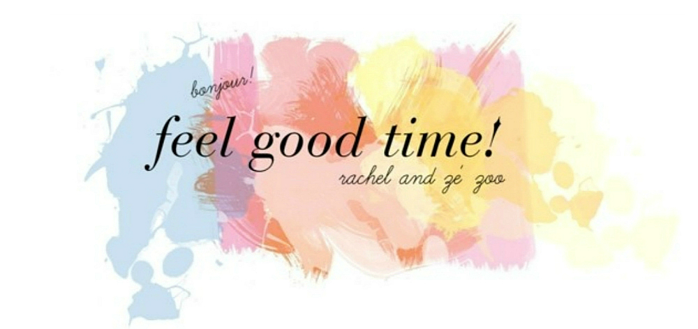 feel good time.