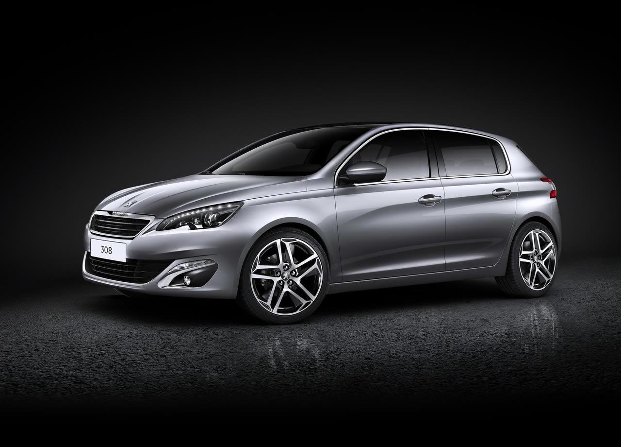 carro on Peugeot 308 2014