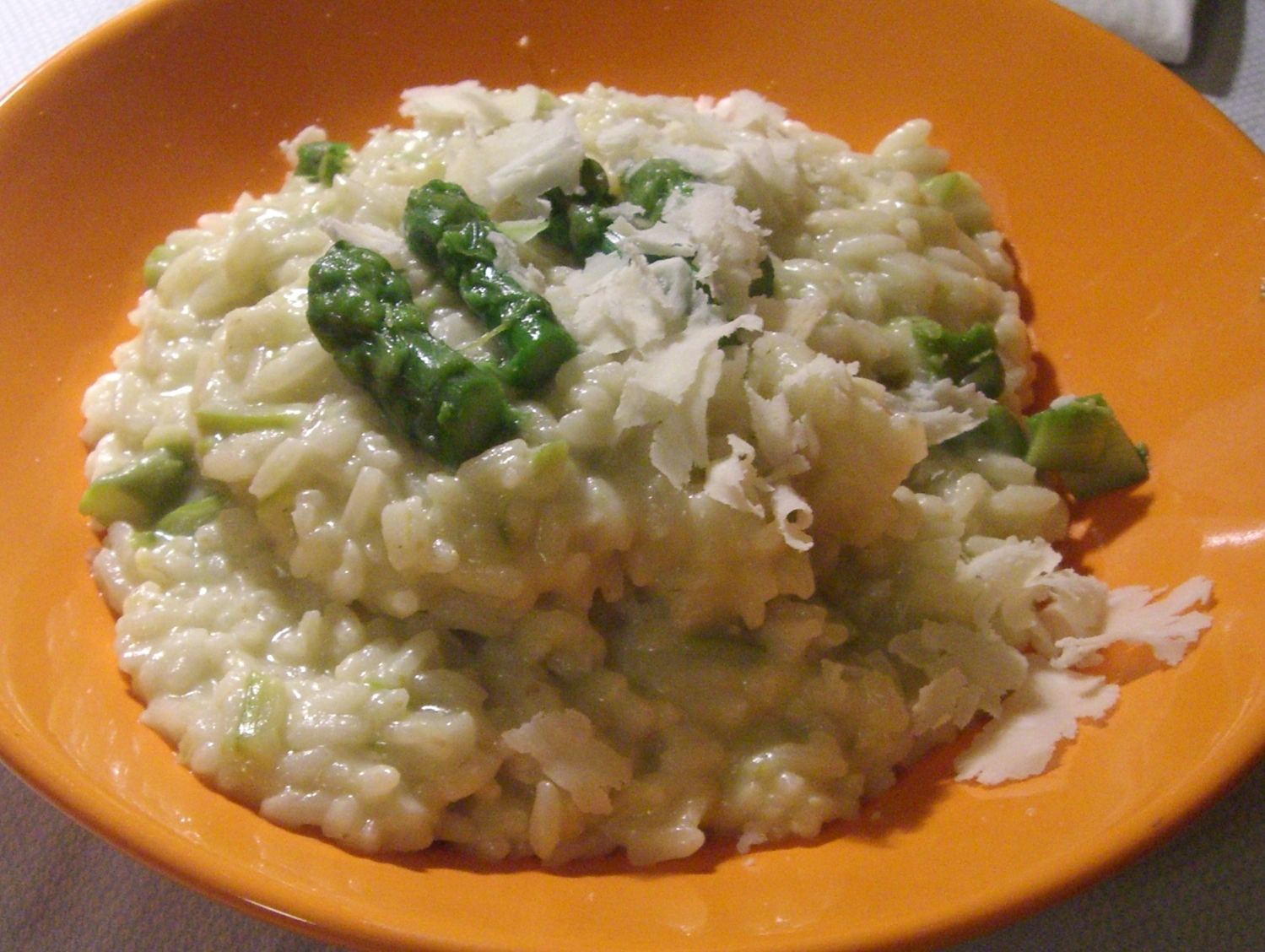 Cucinare assaporare bere e dintorni risotto agli for Cucinare risotto