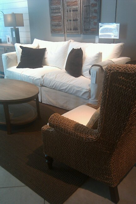 FOCAL POINT STYLING STORE TOUR CRATE BARREL