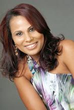 Poliana Oliveira, da revista Fotos e Festas em foto de Antônio Guerreiro