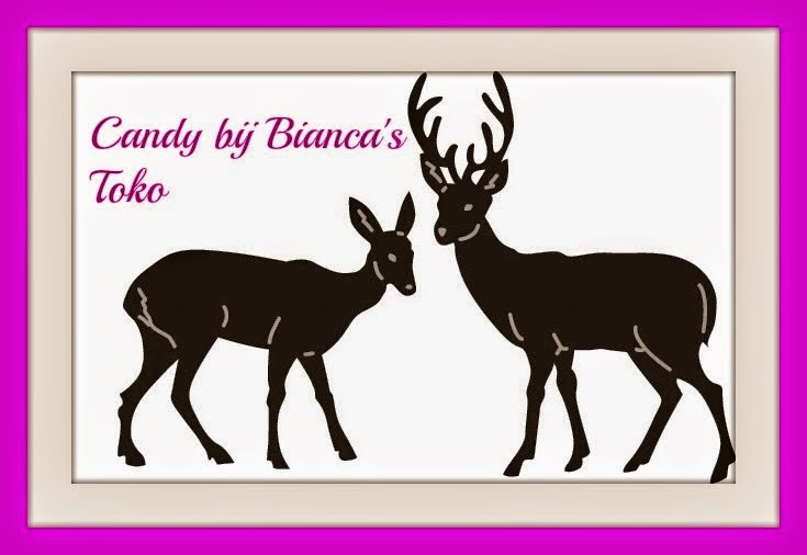 Candy bij Biaca's Toko