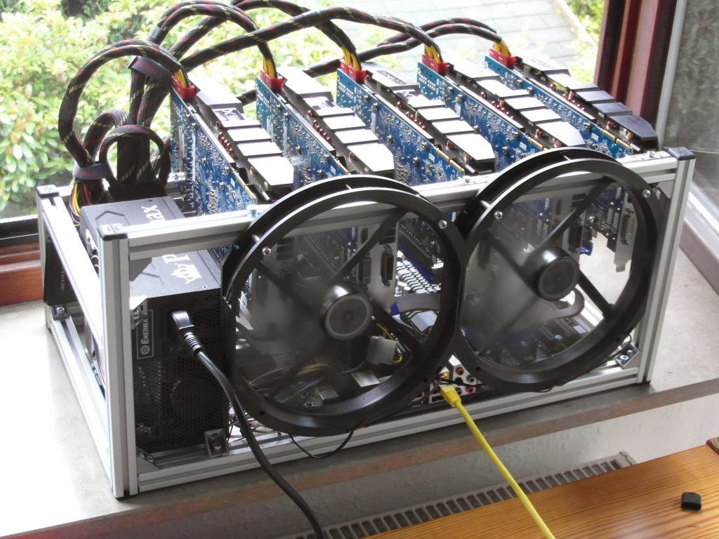 Cryptocurrency How To Build A Budget Mining Rig