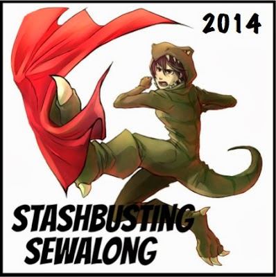 2014 STASHBUSTING SEWALONG
