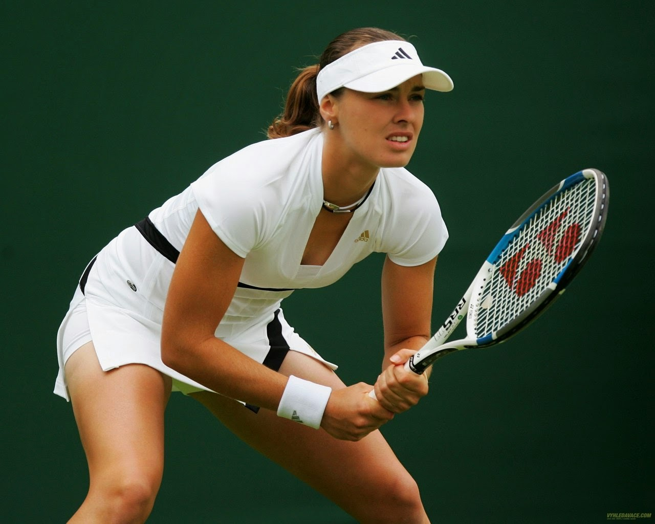 Players Gallery: Martina Hingis Tennis Player Bio News