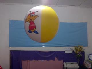 Balon Pantai Gantung