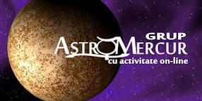 Comunitatea AstroMercur Grup de lucru on-line  -  detalii si inscriere.