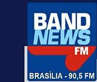 ouça BandNews FM 90,5 ao vivo Brasilia df