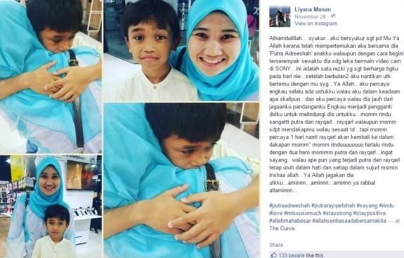 Luahan Romie Apabila Dikatakan Pisahkan Anak-Anak Dengan Bekas Isterinya, Liyana Manan