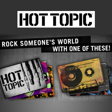 Hot topic coupons april 2018