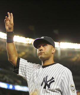 New York Yankee Derek Jetter
