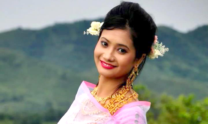 Manipuri actress - 1 | A Manipur actress was getting ready f… | Flickr