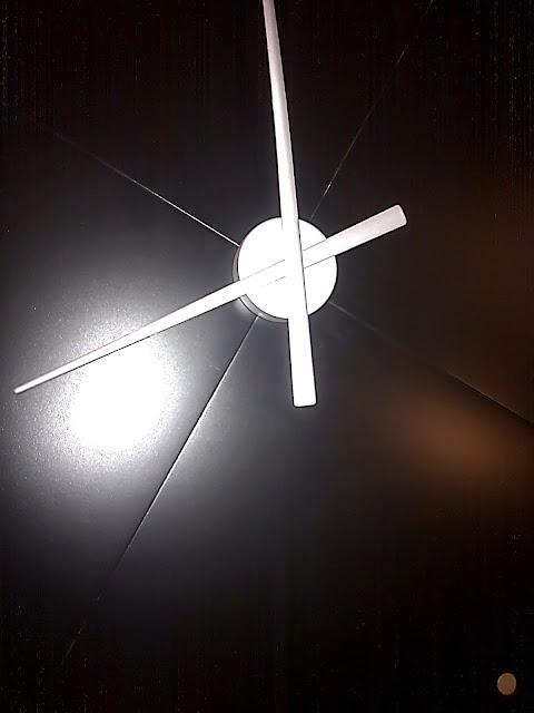 Reloj lack gigante mi llave allen - Mecanismo reloj pared ikea ...