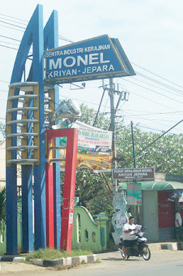 Sentra Monel Jepara
