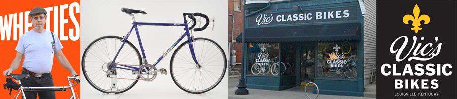 Vic's Classic Bikes