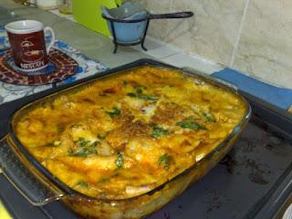 Recette des lasagnes à la viande hachée et au champignon