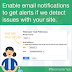 Google Announced Email notification for Webmaster tools Message