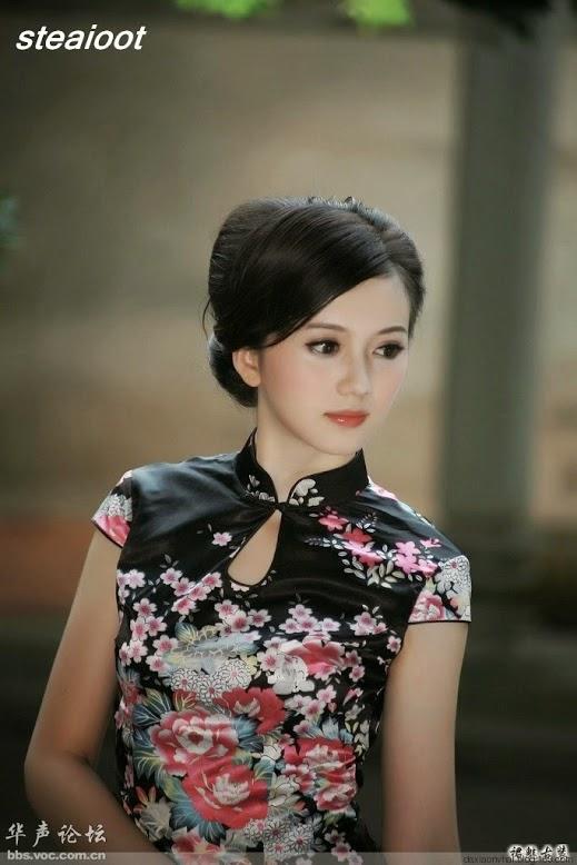 Ảnh gái xinh mỹ nhân Trung Quốc khoe sắc 29