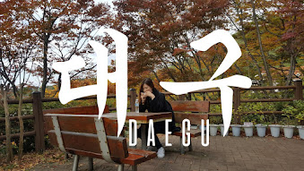 daegu itinerary