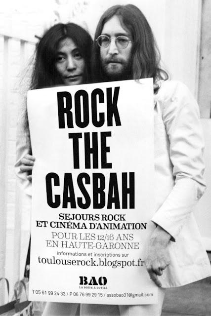 colonie cinéma et musique pour ados ROCK THE CASBAH